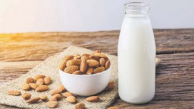 Susu almon sudah sehat, bisa buat diet juga
