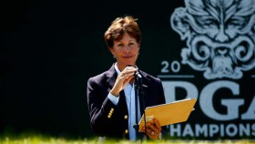 First females president of the PGA of America