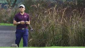 Rory inspires local players