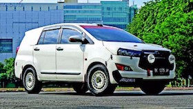 Toyota Innova 2016, rally look pertama nih