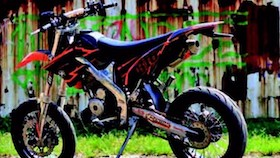 Kawasaki KLX 150L 2014, icip-icip bikin ketagihan