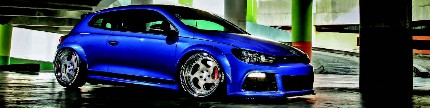 VW Scirocco R 2012, the voomeran