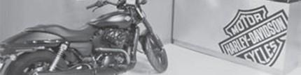 Punya Harley-Davidson makin mudah