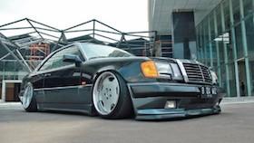 AMG Minded Coupe