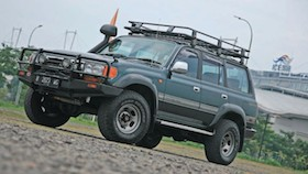 Toyota Land Cruiser VX-R 1996