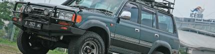 Toyota Land Cruiser VX-R 1996