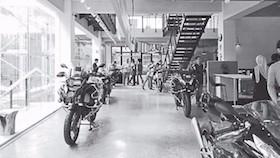 Bangun flagship store