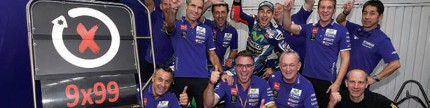 MotoGP seri 18, Valencia, perpisahan sempurna Lorenzo dengan Yamaha