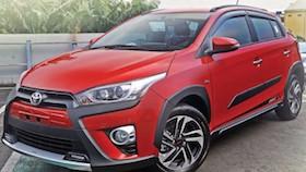 New Toyota Yaris Heykers, Yaris paling TRD?