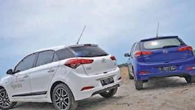 All new Hyundai i20 M/T & A/T