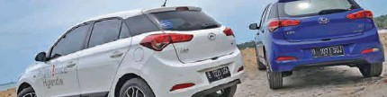 All new Hyundai i20 M/T & A/T