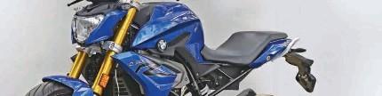 BMW G 310 R, cocok buat biker Asia