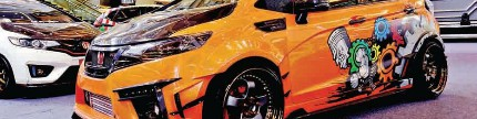 All New Honda Jazz RS A/T 2015, ping yang jadi king