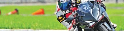 All New Honda CBR250RR, pertama di dunia!
