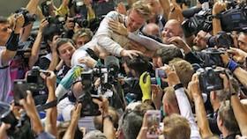 F1 seri 15, Singapura, Rosberg tunjukkan performa terbaik