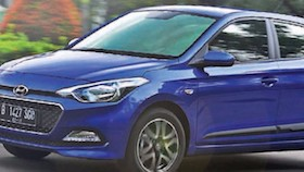 All New Hyundai i20 A/T