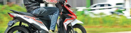 All New Honda BeAT eSP, Yamaha Mio M3, Suzuki Address FI dan TVS Dazz DFI punya