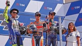 MotoGP seri 13, San Marino, hari buruk buat juara dunia