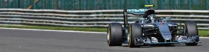 F1 seri 13, Belgia, Rosberg mesti waspada