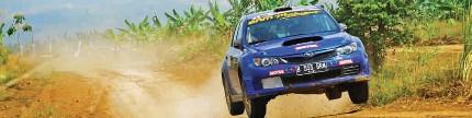 Kejurnas sprint rally seri 2, Jawa Barat, menyenangkan namun kurang gereget