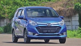 Astra New Daihatsu Sigra R A/T, diluar ekspektasi