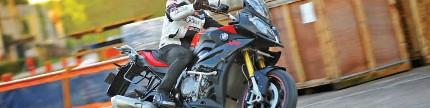 Test ride BMW S1000 XR