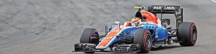 Rio Haryanto di F1 Jerman, layak banget bertahan musim ini!