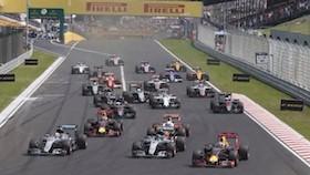 F1 seri 11, Hungaria, ronde paling membosankan