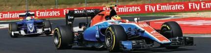 Rio Haryanto di F1 Hungaria, seri penuh perjuangan