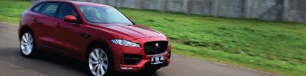 Jaguar F-Pace 35t R-Sport AWD