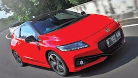 New Honda CR-Z CVT