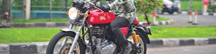 Royal Enfield, continental GT