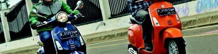 Vespa Sprint 150 3V i-get dan Primavera 150 3V i-get