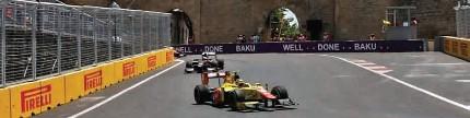 GP2 series seri 3, Baku, Azerbaijan penampilan sean fluktuatif