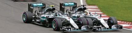 F1 seri 7 Kanada, Hamilton, jagoan manfaatkan kesalahan Rival