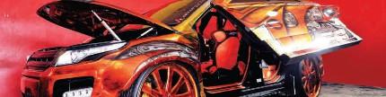 Modifikasi Honda CR-V A/T 2008, mainan juragan pelek