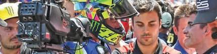MotoGP seri 7 Catalunya, akhir perseteruan Vr46 dan MM93?