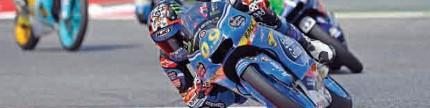 Moto3 seri 7 Catalunya, anomali kelas paling dasar