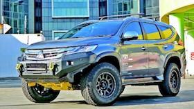All New Mitsubishi Pajero Sport Dakar 4x2 2017, obat ganteng buat Pajero