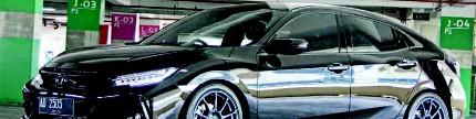 Honda Civic Hatchback 1.5 VTEC Turbo 2017, baru segini dulu