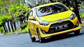 Toyota New Agya 1.2 TRD S A/T