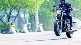 Moto Guzzi vs Bobber