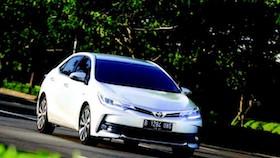 New Toyota Altis 1.8 V A/T, cocok jadi sedan keluarga