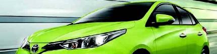 Toyota Yaris 1.2L Thailand, Yaris mesin Calya