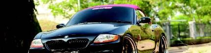 BMW Z4 2005, roadster buat antar jemput anak