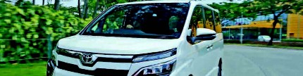 All New Toyota Voxy