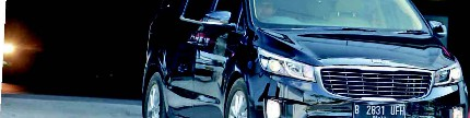 Kia Grand Sedona Ultimate, penerus tradisi MPV mewah dan nyaman