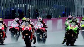 MotoGP putaran 15, Jepang.  Semua tim buta data