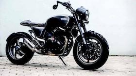 Suzuki Inazuma 2013, black pearl hadiah buat ayah