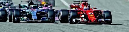 F1 putaran 17 Amerika Serikat, pertarungan belum usai